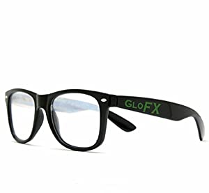GloFX Diffraction Glasses - Red