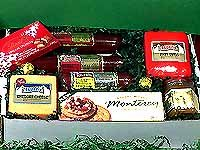 Bavaria Gourmet Assortment Gift Box 111 by Wisconsinmade