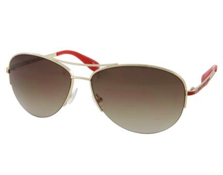 Marc by Marc Jacobs MMJ119/S Sunglasses - 0J5G Gold (YY Brown Gradient Lens) - 59mm