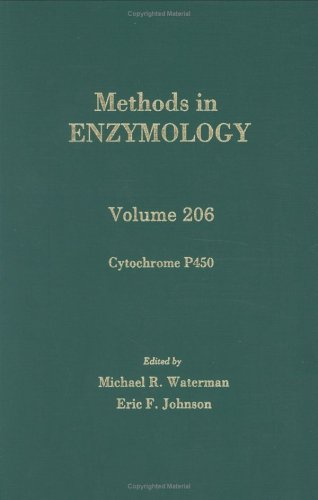 Cytochrome P450, Volume 206: Volume 206: Protein-Dna Interactions (Methods In Enzymology) front-630732