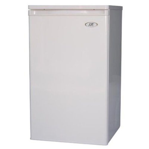 Sunpentown Rf-440W 4-2/5-Cubic-Foot Compact Refrigerator, White