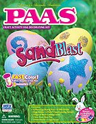 Paas Sand Blast Egg Decorating Kit