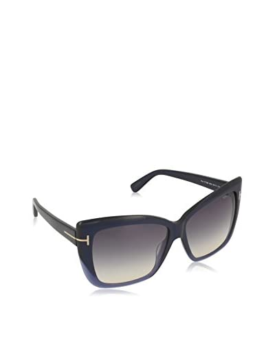 Tom Ford Gafas de Sol FT0390-T89W59 (59 mm) Azul Oscuro