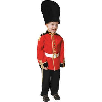 Royal Guard Medium Child Costume Clothes Size 8-10