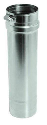"Duravent Fsvl604 Fasnseal 4"" Vent Length (6"" Long X 4"" Diameter) (300002)"