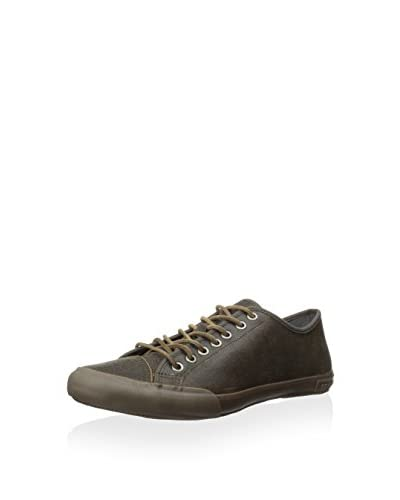 SeaVees Men's Army Issue Bomber Lowtop Sneaker