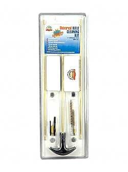 DAC Technologies 17 - 22 Caliber Universal Rifle Cleaning Kit, 7 Piece, Manuf# UGC-172C