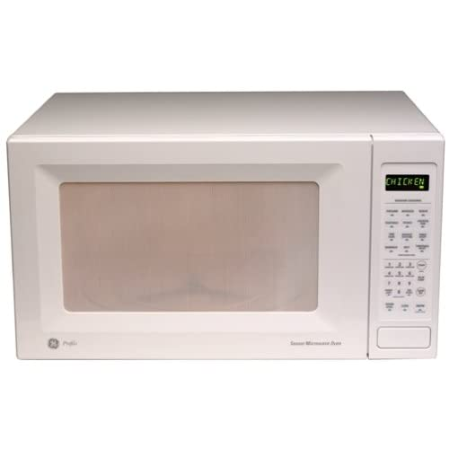 .com: GE Appliances, JE1860WB, GE Profile 1.8-Cubic Foot Countertop ...