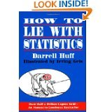 img - for How to Lie with Statistics [Paperback] book / textbook / text book