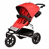 Mountain Buggy Urban Jungle All Terrain Baby Pushchair in Chilli Red