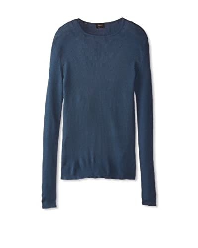 Jil Sander Men's Crew Neck Long Sleeve Sweater