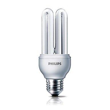 4 Pcs Philips Energy Saving Lamp Bulb Es 14W Cdl E27 220-240V 1Ct/12