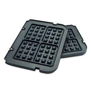 Cuisinart CGR-WAFPC Griddler Waffle Plates Attachments (Cuisinart Waffle Griddle Plates compare prices)