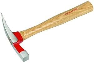 QLT By MARSHALLTOWN BH760 16-Ounce Brick Hammer