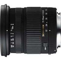 Sigma 17-70mm f/2.8-4.5 DC IF Macro Lens for Nikon Digital SLR Cameras