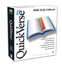 Quickverse Bible Study White Box Edition (Mac)