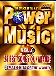 echange, troc DVD KARAOKE POWER MUSIC VOL-06 (All)