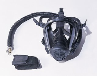 Survival Air Systems 9814-05 Medium Opti-fit Multi-Use Full Face Respirator (Full Face Air System compare prices)
