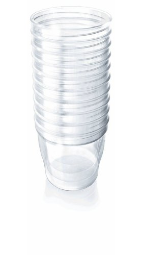 Philips AVENT - 10 Vasos Via 180Ml