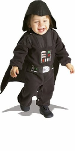 Baby Darth Vader Halloween Costume