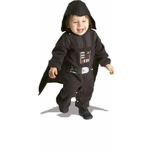 Baby Darth Vader Romper
