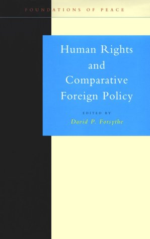 Human Rights and Comparative Foreign Policy