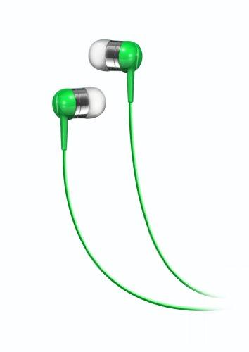 Maxell 190285 Seb In-Ear Bud, Green