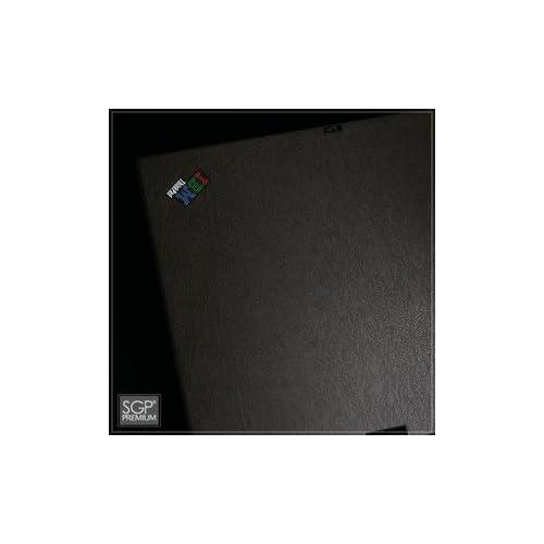 IBM ThinkPad X61T Laptop Cover Skin [DeepBlack Leather]