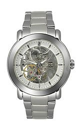 Kenneth Cole New York Automatics Skeleton Dial Women's Watch #KC4775