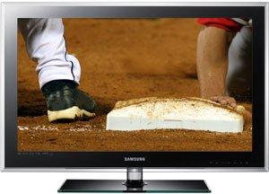 Samsung LN40D550 40-Inch 1080p 60 Hz LCD HDTV (Black) [2011 MODEL] (2011 Model)