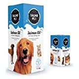 Salmopet Salmon Oil for Dogs & Cats - 100ml