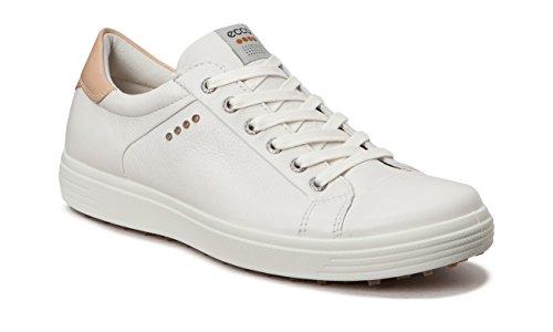 ECCO 2015 Casual Hybrid Weiß Golfschuhe Herren -43 EU