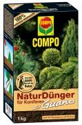 Compo 11997 Natural Fertiliser for Conifers with Guano