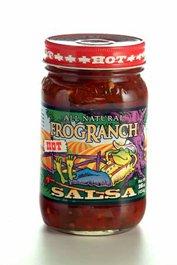 Frog Ranch Hot Salsa