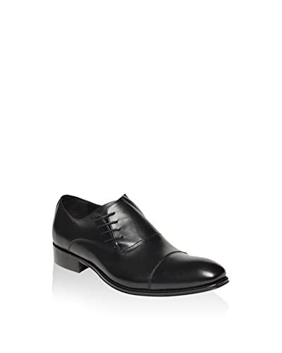 DEL RE Zapatos Oxford Negro
