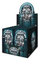 World of Warcraft TCG WoW Trading Card Game Archives Booster Box 24 Packs from Upper Deck and Blizzard Entertainment