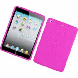 Eagle Cell Skin Case for iPad mini - Hot Pink (SCIPADMINIS04) by Eagle Cell