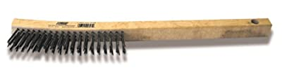 US Forge Welding Stainless Steel Wire Brush #00303