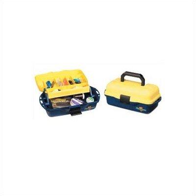Flambeau Tackle Adventurer Kids Box (Blue/Yellow, 15x8.25x6.5-Inch)
