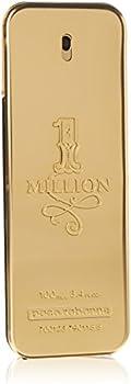 Paco Rabanne 1 Million Cologne EDT for Men 3.4 oz