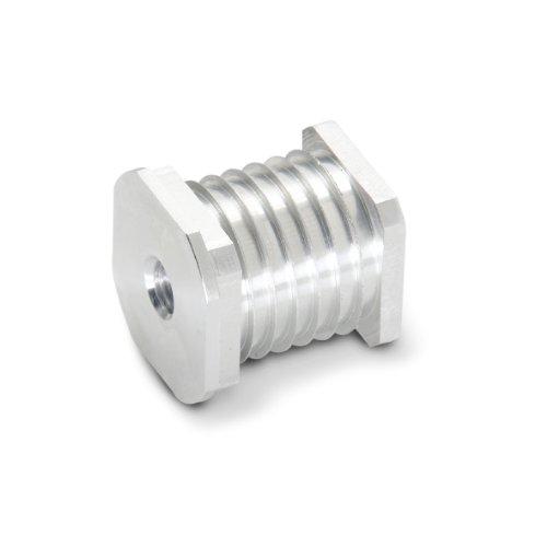 Jw winco v m series gn aluminum square type