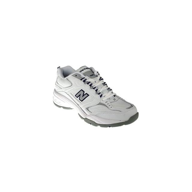 9fa03639b2e NEW BALANCE Women s W 407 (White Blue 6.5 B) Shoes on PopScreen