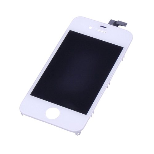 Bestdealusa Lcd Display With Touch Screen Digitizer Assembly For Apple Iphone 4S At&T-White