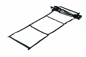 Amazon Com Spri Adjustable Rung Agility Ladder 15