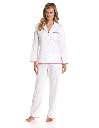 BedHead Pajamas Women's Tonal Dot, Pink, Large
