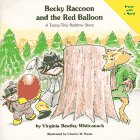 img - for Becky Raccoon and the Red Balloon (Teeny Tiny Bedtime Stories) book / textbook / text book