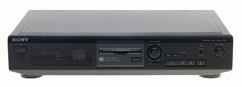Sony MDSJE320 MiniDisc Recorder