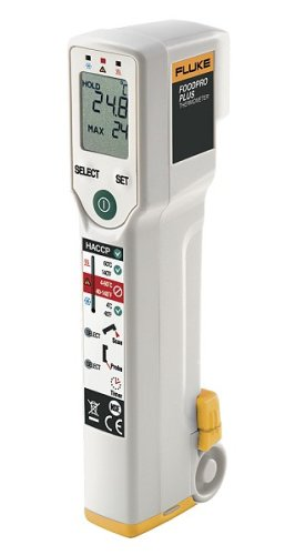 Fluke FP FoodPro Plus Food Safety Thermometer Tester Test Equipment