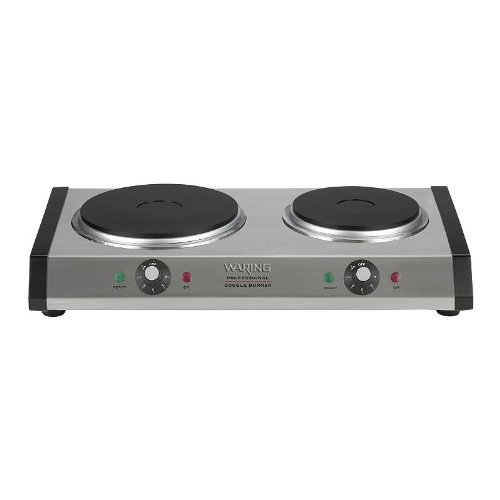Waring Pro Db60 Professional Double Countertop Burner