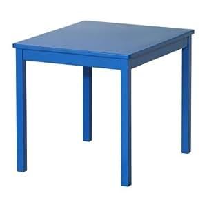 Ikea kritter tavolino basso per bambini colore azzurro casa e cucina - Tavolino per bambini ikea ...